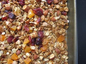 Homemade Granola...It Will Change Your Life