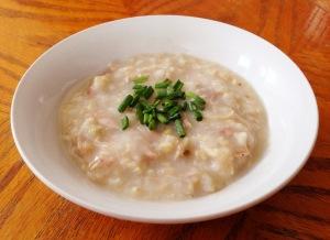 Jook (Chinese Rice Porridge)