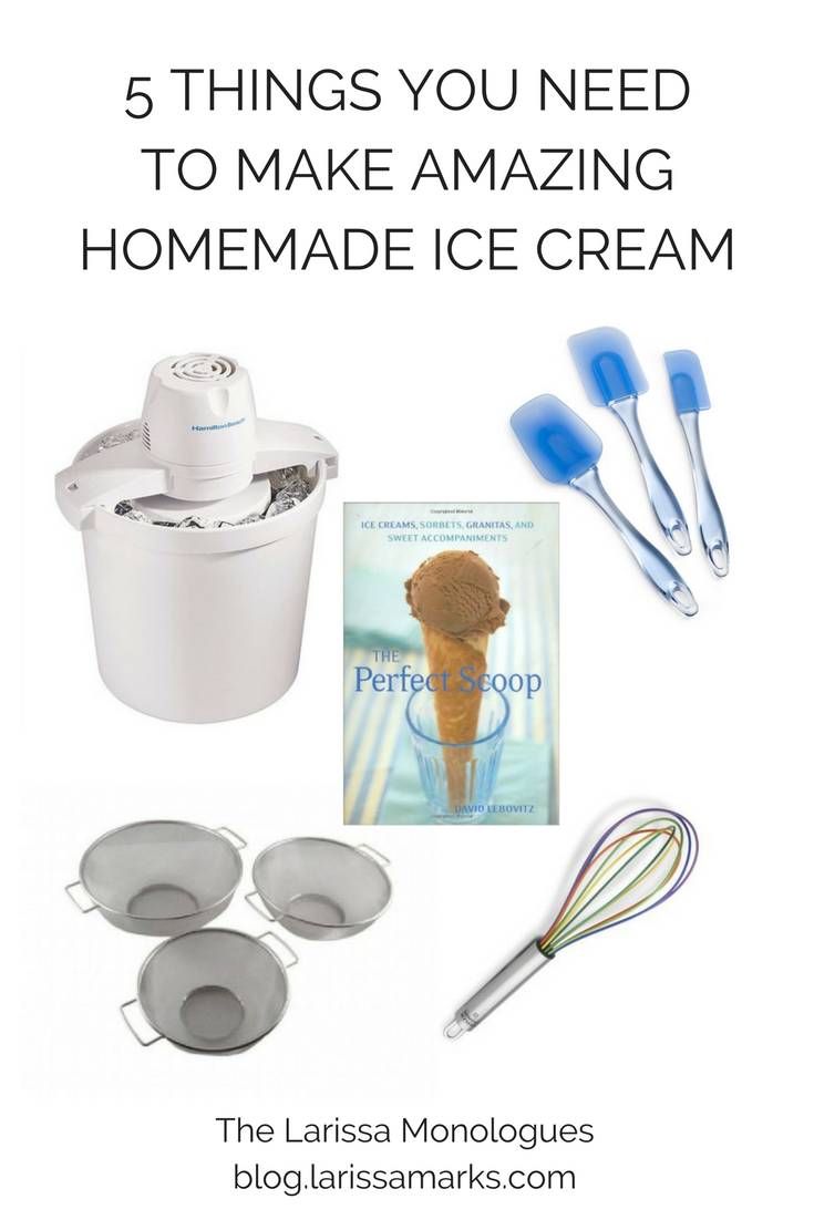 how to make homemade ice cream for kids